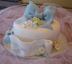 decoracion de pasteles para baby shower - Google Search