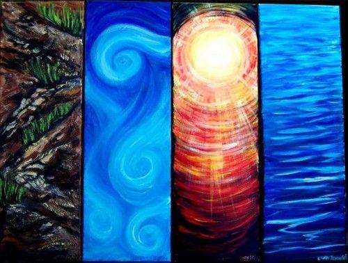 Four Elements Art : Four elements fanart the fan art 28674988 fanpop