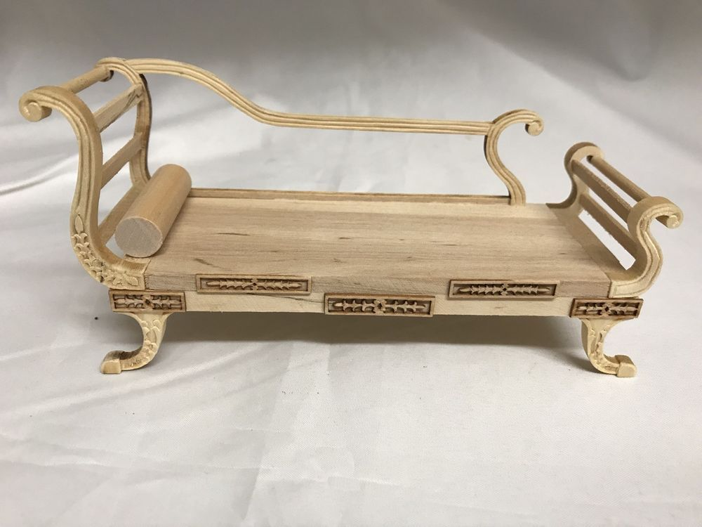 1 12 Scale Bespaq Dollhouse Miniature, 1 12 Unfinished Dollhouse Furniture