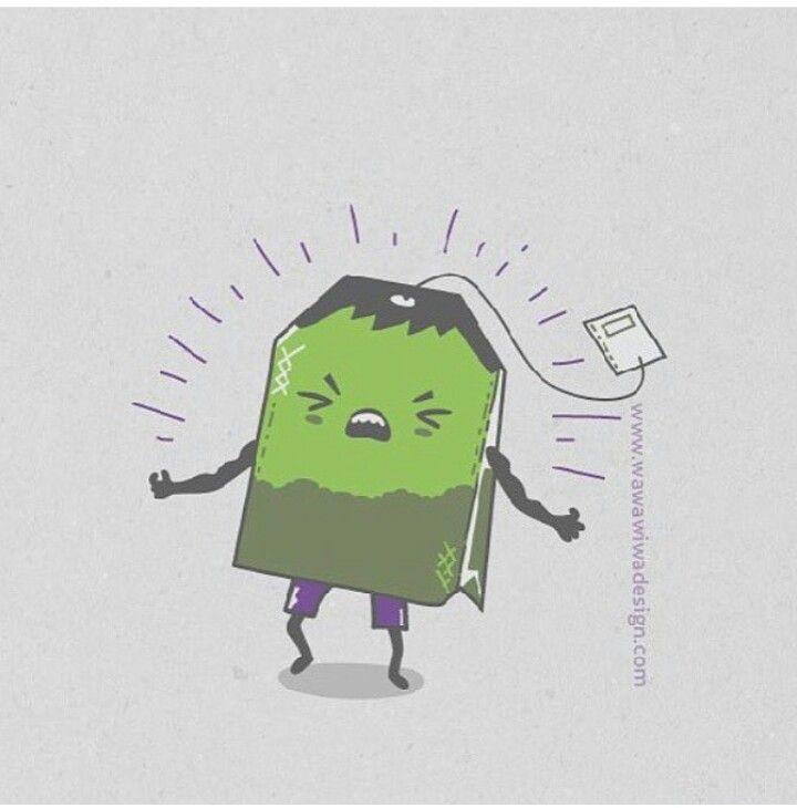 Te verde hulk