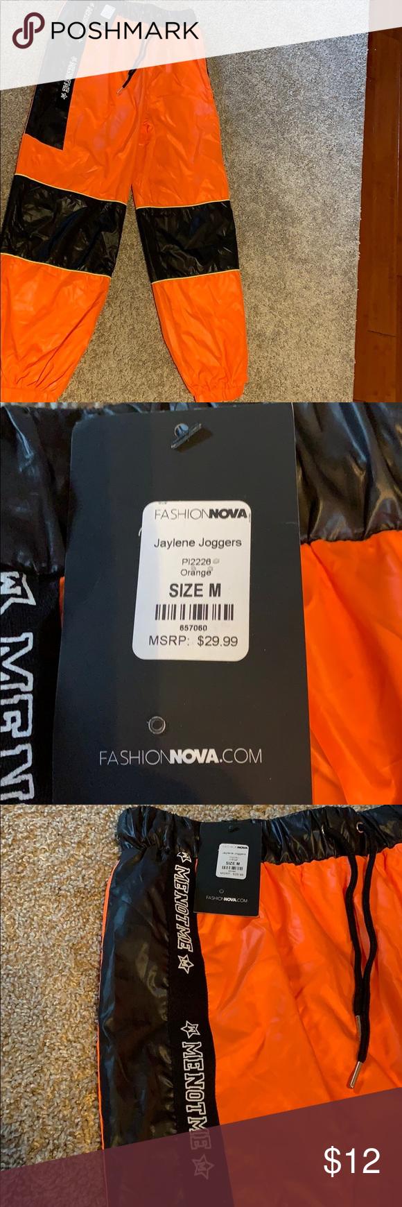 Fashion Nova Jaylene Joggers Fashion Nova Fashion Fashion Nova Pants