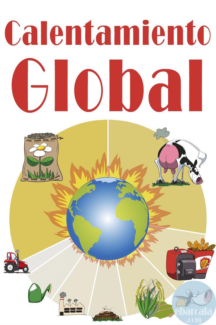 #Calentamiento global. Efecto invernadero. Estos son los