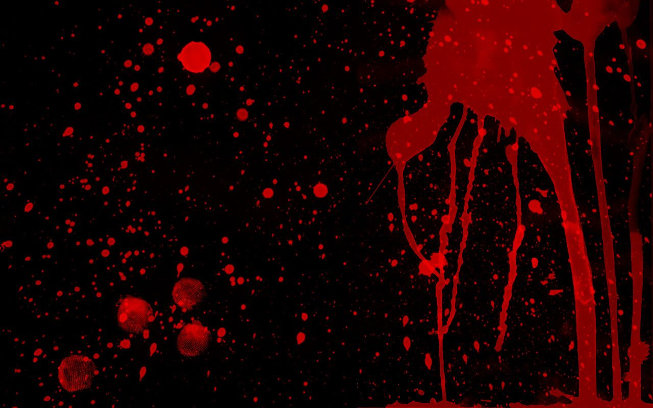 Blood Splatter Wallpaper | Back > Wallpapers For > Black Blood Splatter Wallpaper | phone ...