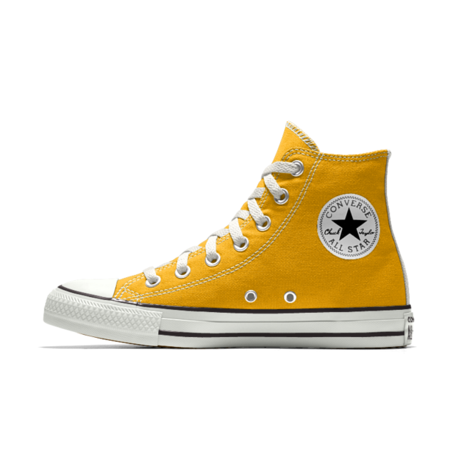 dramático Lima agradable  Converse Custom Chuck Taylor All Star High Top Shoe | Converse shoes high  top, Converse high tops custom, Converse