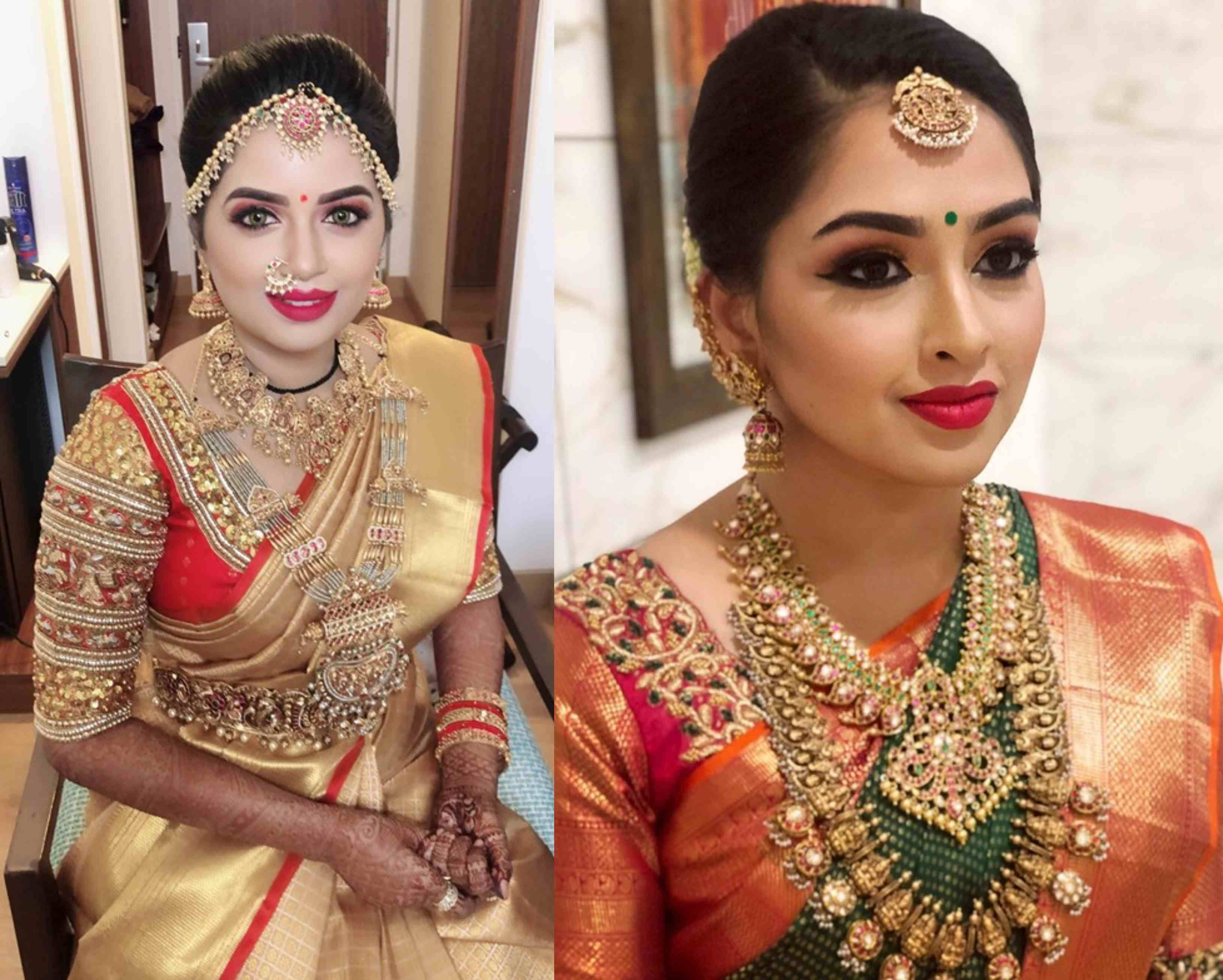 Top 15 Bridal Makeup Artists in Chennai (With images