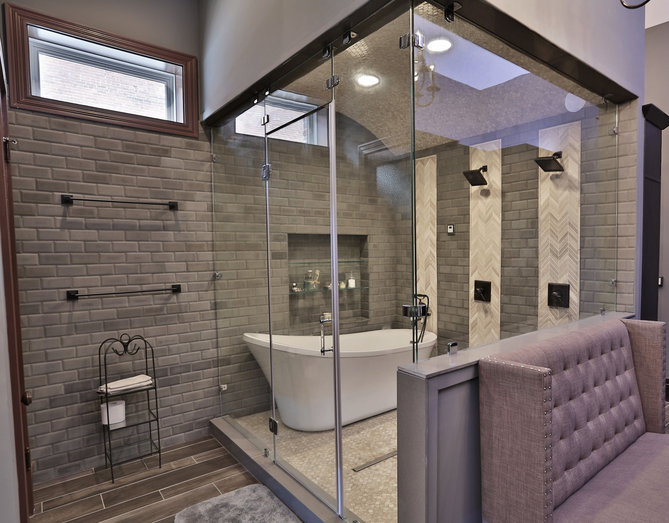 TileTuesday highlights a STUNNING installation out of