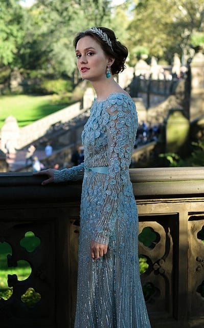 Blair Waldorf S Most Iconic Looks Gossip Girl Outfits Gossip Girl Wedding Gossip Girl Blair