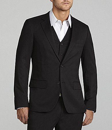 Murano Wardrobe Essentials Solid Twill Blazer #Dillards