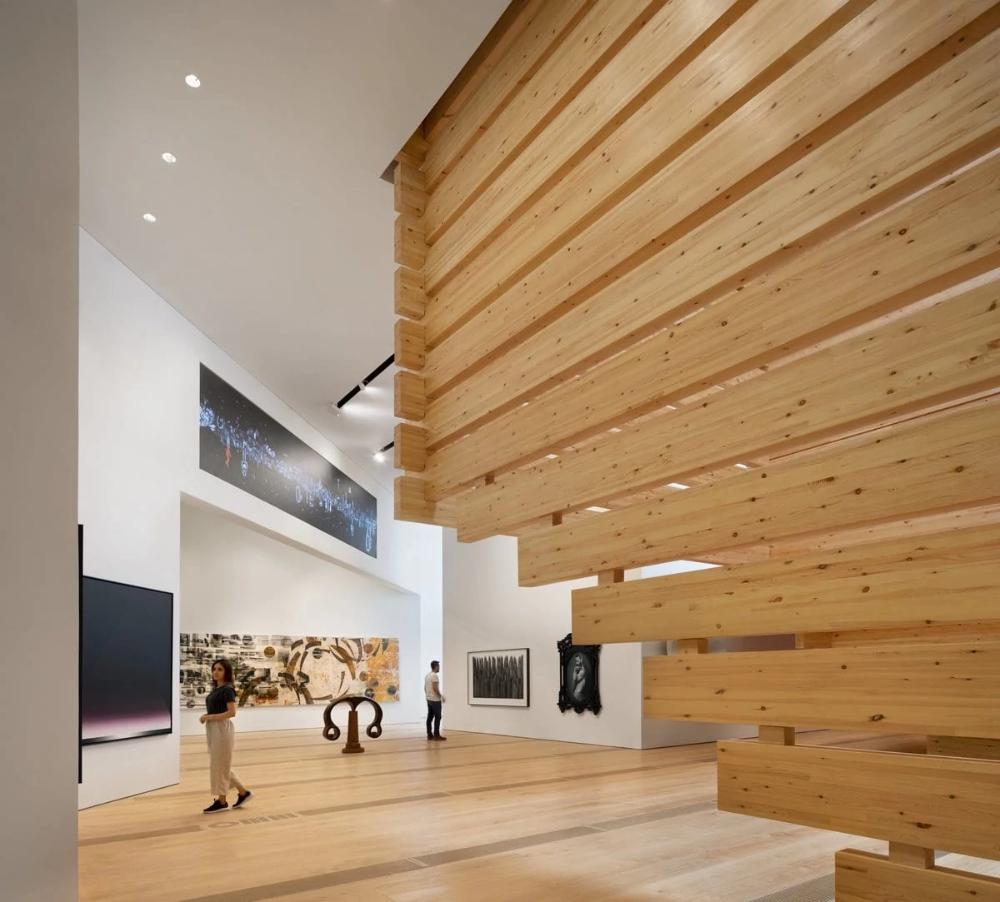 The Building Blocks Of Art Itechture Odunpazari Modern Museum Designed By Kengo Kuma Adfウェブマガジン Adf Web Magazine In 2020 Art Museum Kengo Kuma Museum Of Modern Art