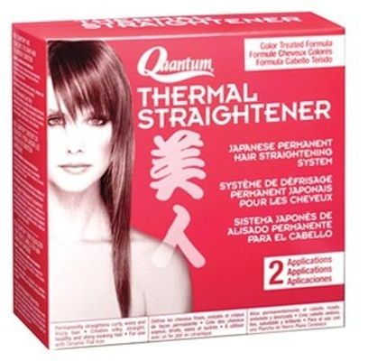 Quantum Thermal Straightener Permanent Hair Straightening