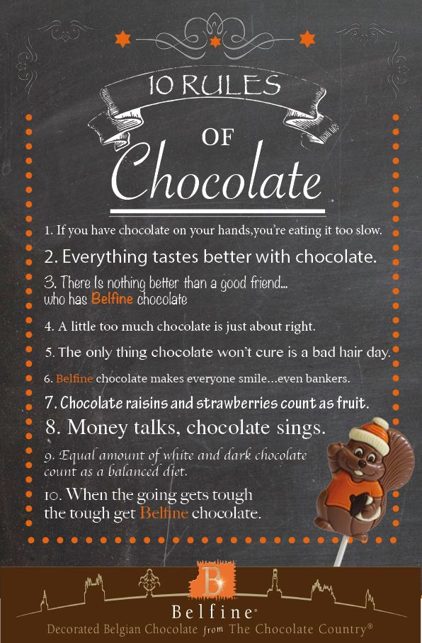 10 Kitchen And Home Decor Items Every 20 Something Needs: Chocolate Quotes - I Love