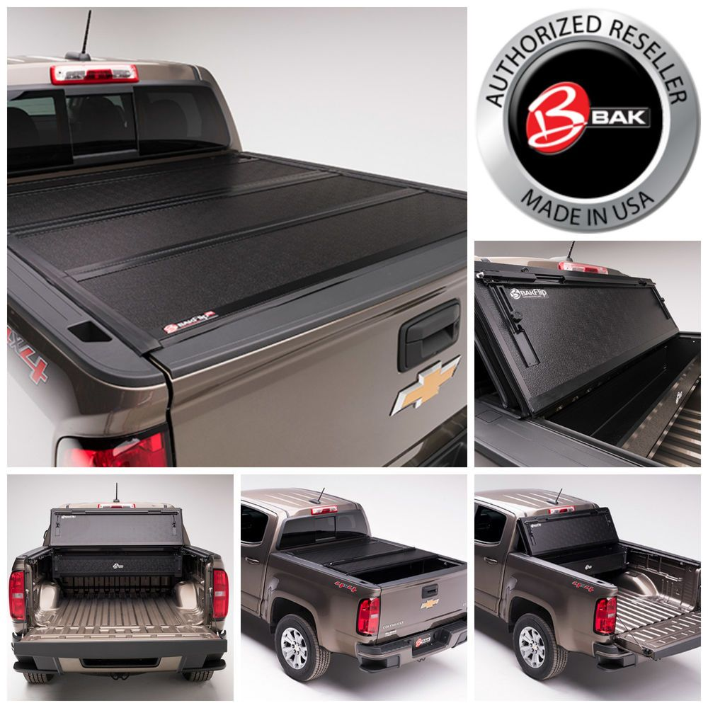 Same Business Day Shipping BakFlip MX4 Tonneau Folding