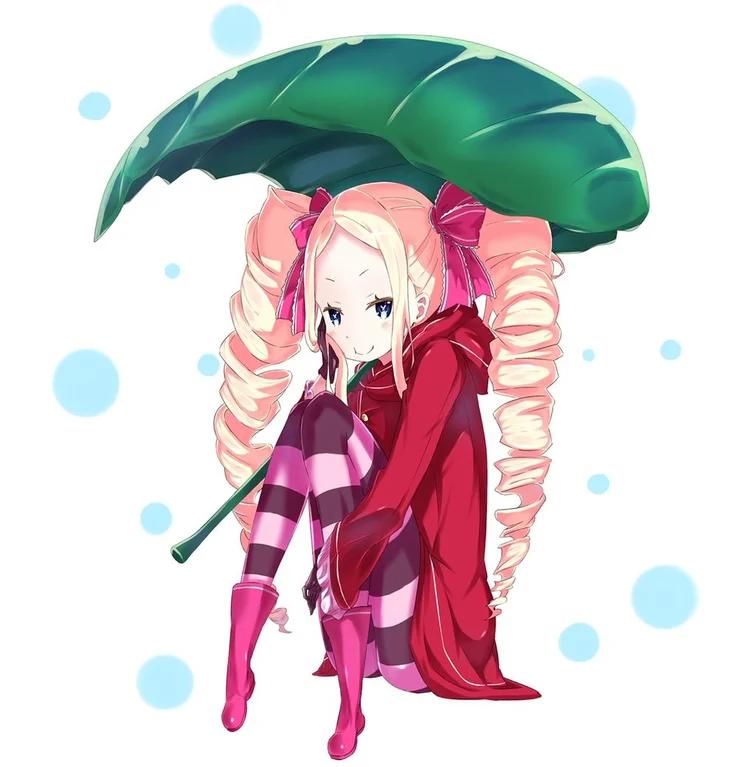 Whatever Works I Suppose Beatrice Rezero Anime Animeart Animeartwork Animestyle Animecharacters Art Artw Anime Artwork Anime Style Anime Characters
