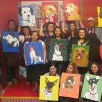 Paint Your Own Pet Class!