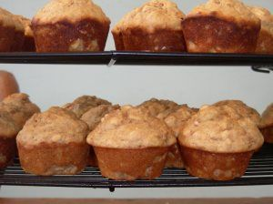 Do you know The Muffin Mom? The Muffin Mom has healthy muffin ideas made with whole grains.