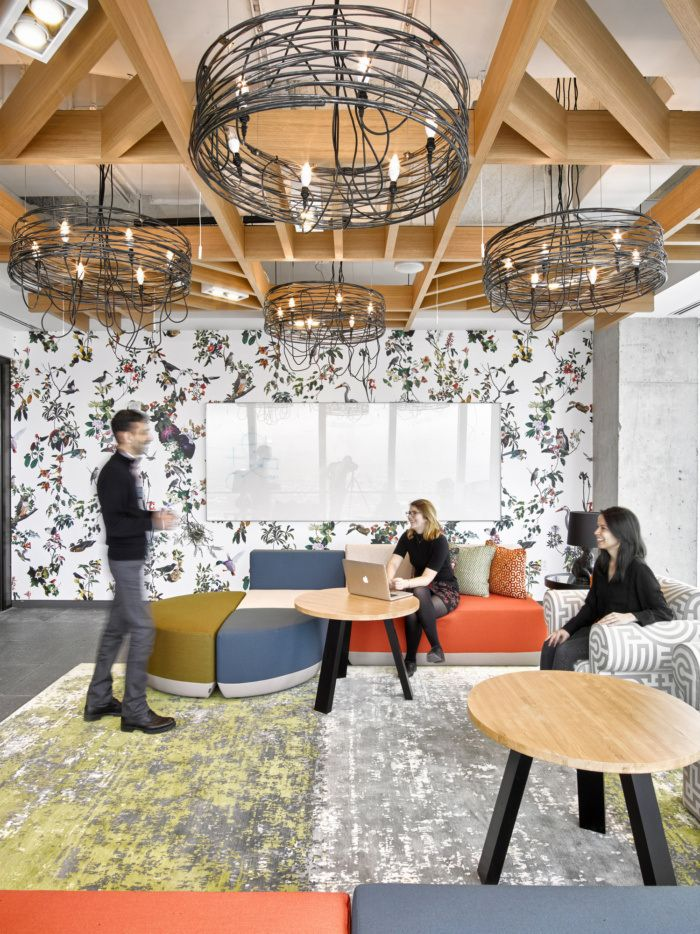 Office Tour: Boston Consulting Group Offices