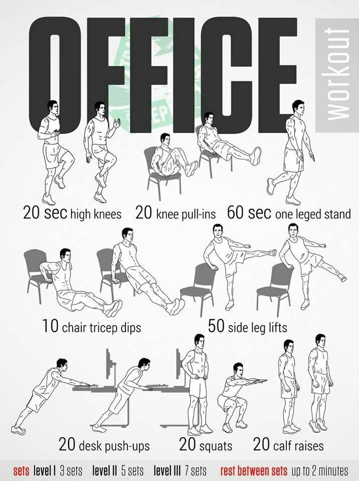 Easy Exercises For Work