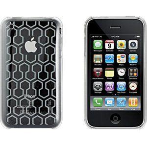 Xtrememac Hex Microshield Tatu Handytasche für Apple iPhone 3GS