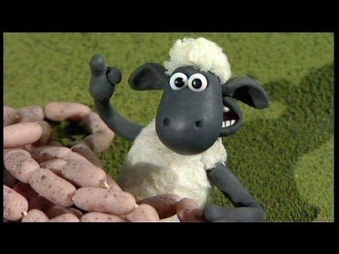 فيلم كرتون الخروف الشهير شون ذا شيب Shaun The Sheep كامل Hd Shaun The Sheep Sheep Social Thinking