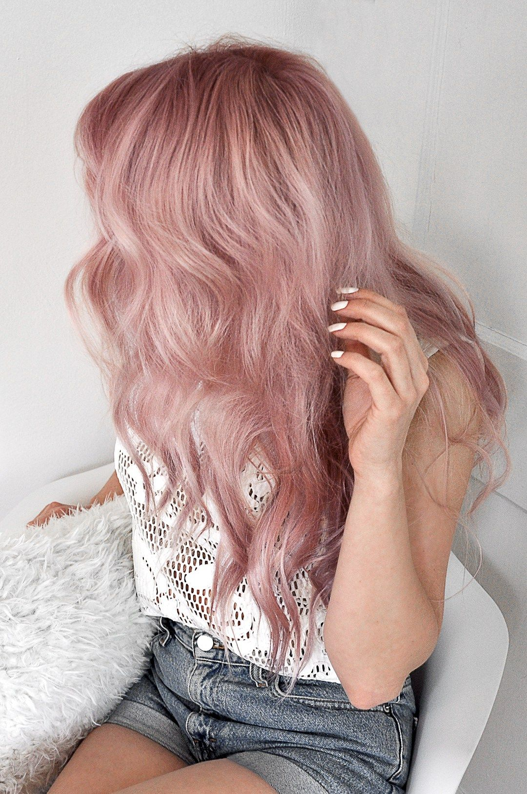 Lime Crime Unicorn Hair Sext Review And Tutorial Hair Color