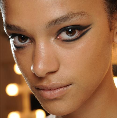 Graphic Eyeliner Makeup The best place to find how to have joyful life! http://myhealthplan.net