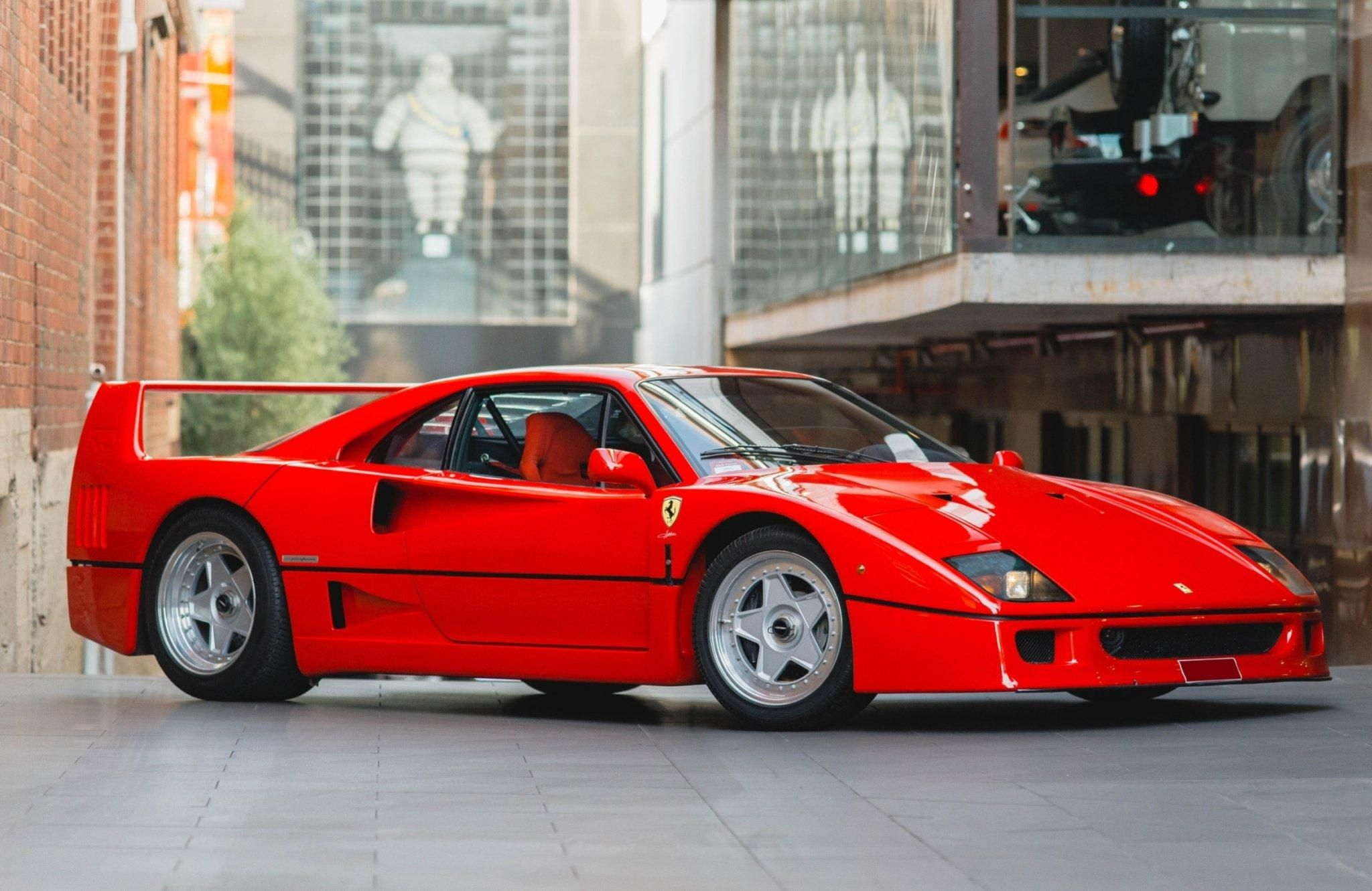 1989 Ferrari F40 Ferrari F40 Ferrari Sports Car