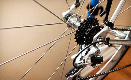 Salt Cycles Bicycle Bike Cleaning Bike