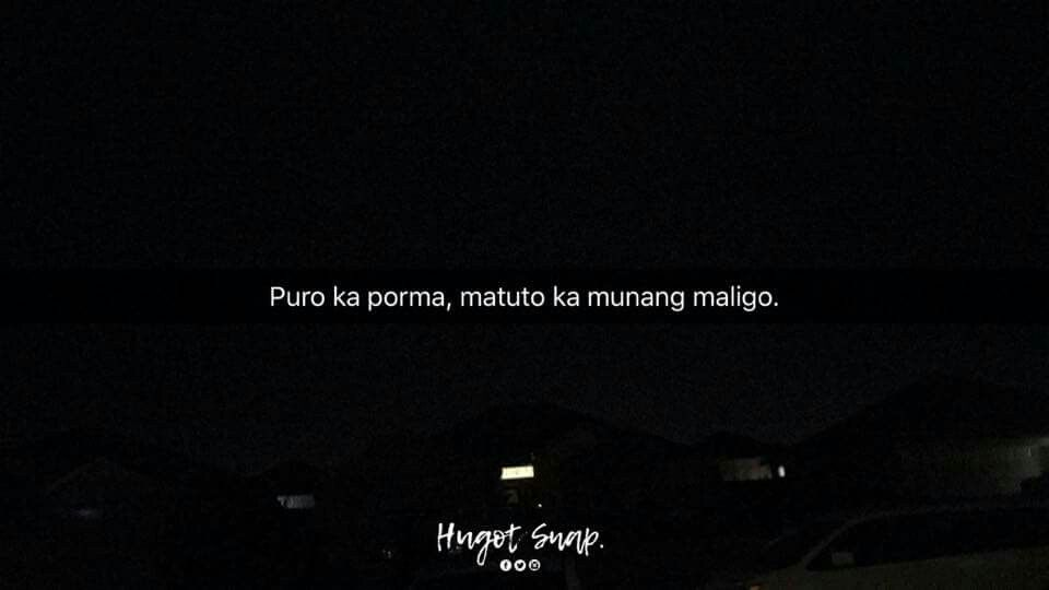 pin by joy esguerra on hu got hugot pinoy quotes love quotes
