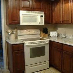 Attractive What Color To Paint Kitchen Cabinets With Bisque Appliances   Kitchens Withu2026