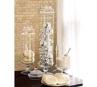 Decor/Accessories   PB Classic Glass Apothecary Jar | Pottery Barn   Apothecary  Jar