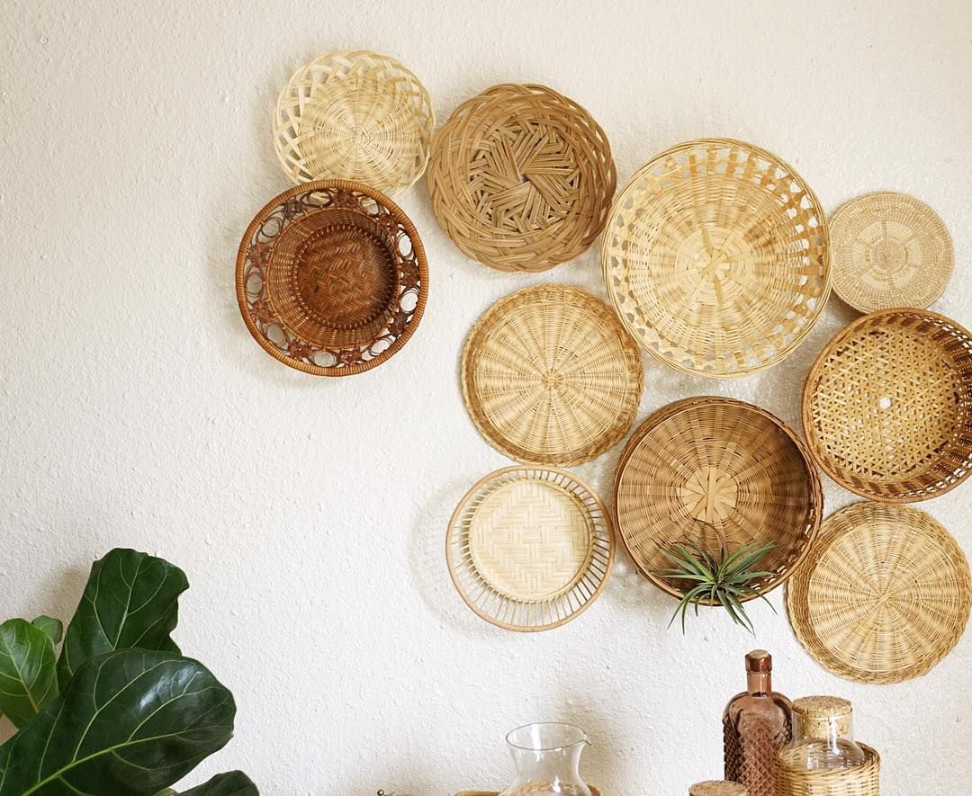 Photo of See Why Basket Walls Are the New Gallery Walls