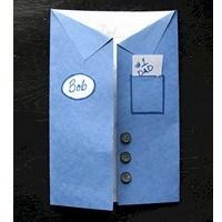 Tissue Paper Painting Craft