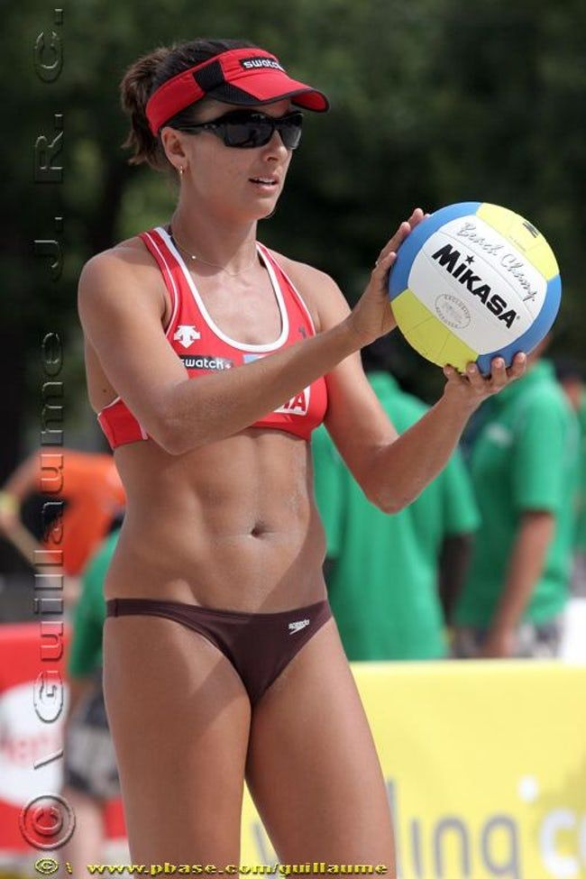 The Most Stunning Female Volleyball Players Female Athletes Female Volleyball Players Volleyball Players