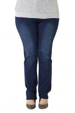 6b884061961 PlusSize Τζιν παντελόνι ελαστικό σε ίσια γραμμή | PLUS SIZE CLOTHING ...