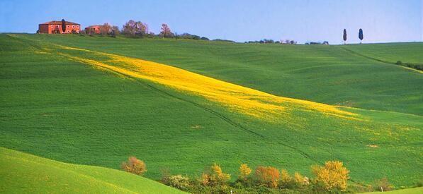 Toskana #Italy