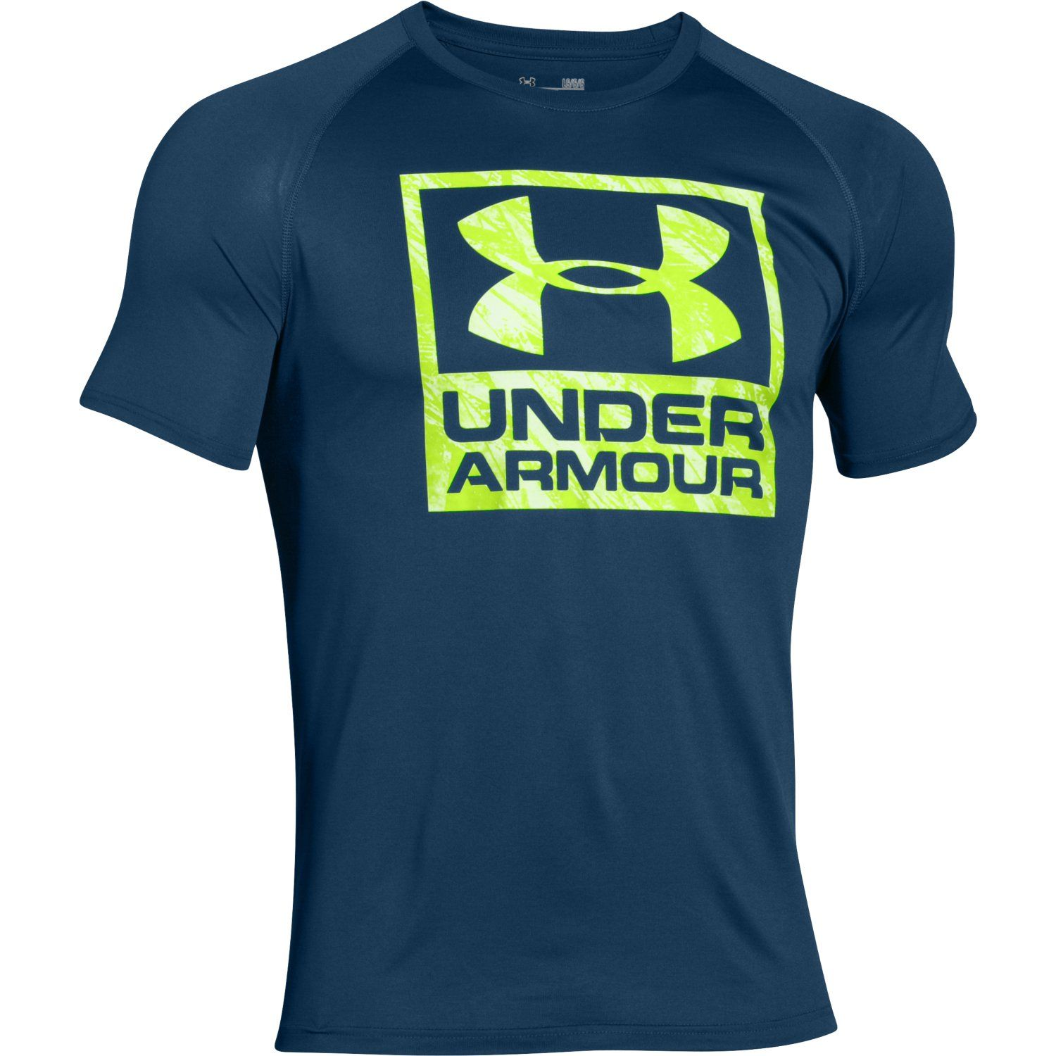 Mic s Body Shop Angebote UNDER ARMOUR Herren T-Shirt Shatter Records MIhr  QuickBerater  d2cb97312a0