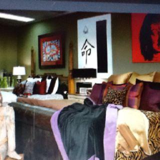 custom designed bedding : imagine by dayle winston home