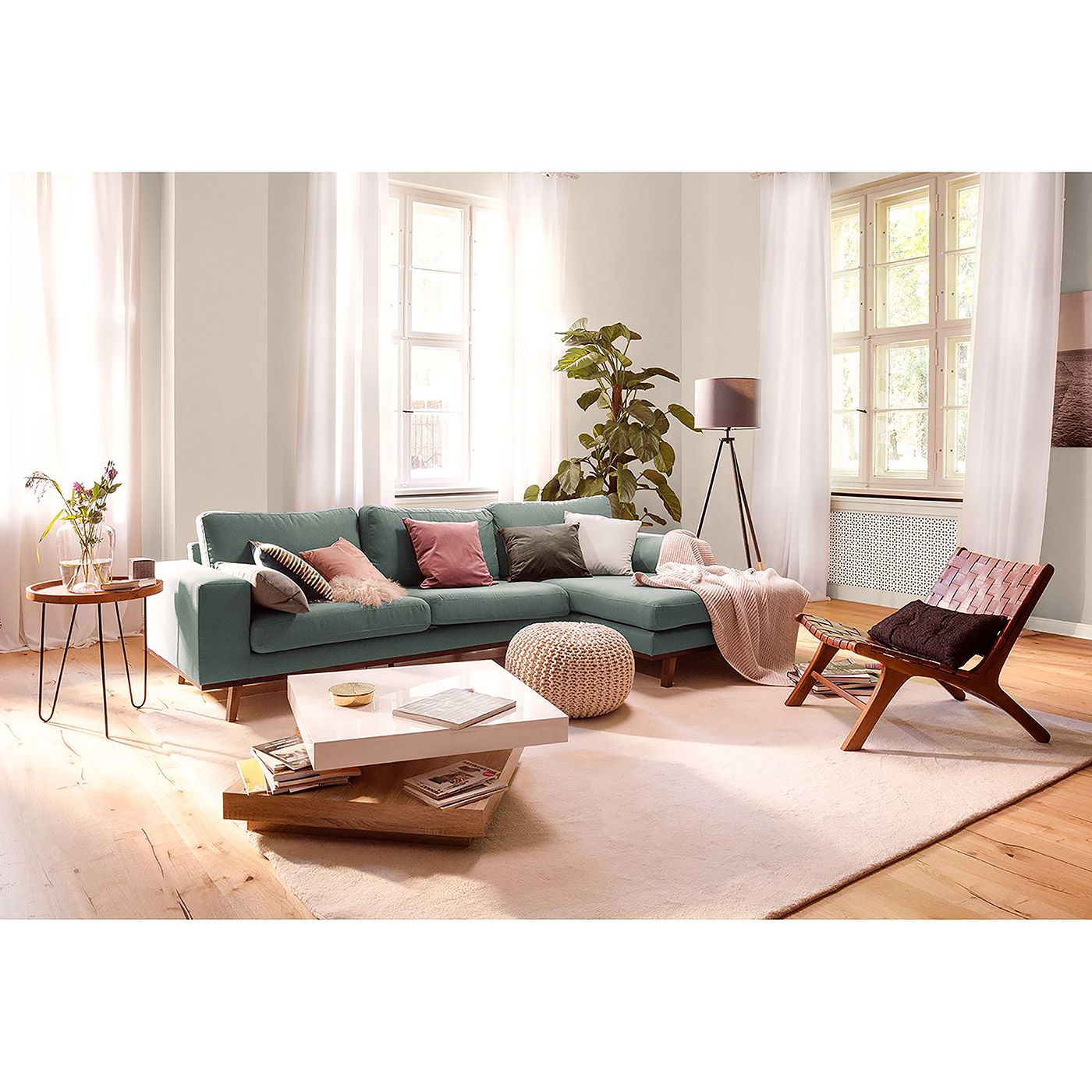 Home24 Scandinavian Design Furniture Interior Design