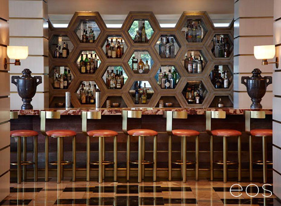 Miami Viceroy Hotel EOS Restaurant