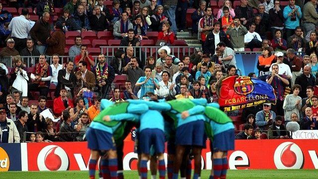 Semi final Champions League 2008