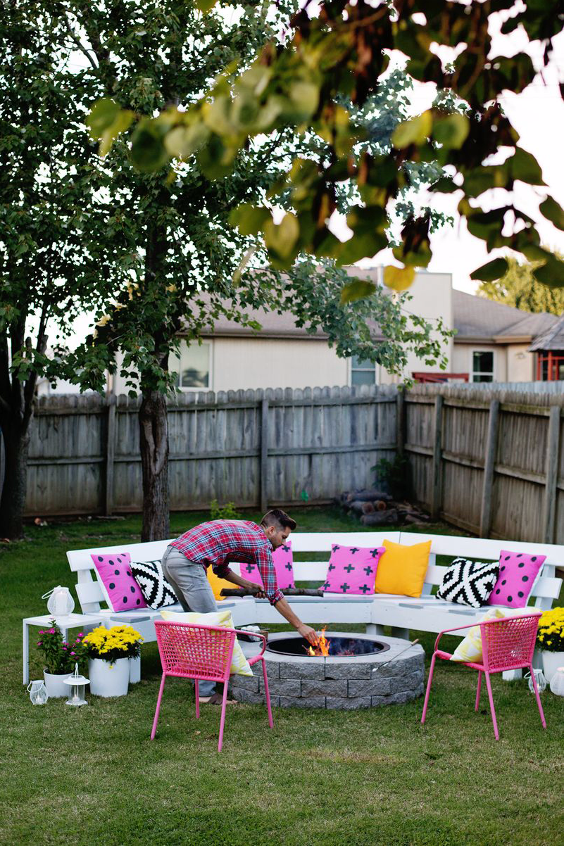 10 things a summer party always needs diy fire pit on landscaping ideas that will transform your yard a few points to consider before you start id=97911