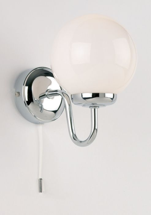 Buy endon lighting sphere wall bracket light in chrome from our single wall lights range