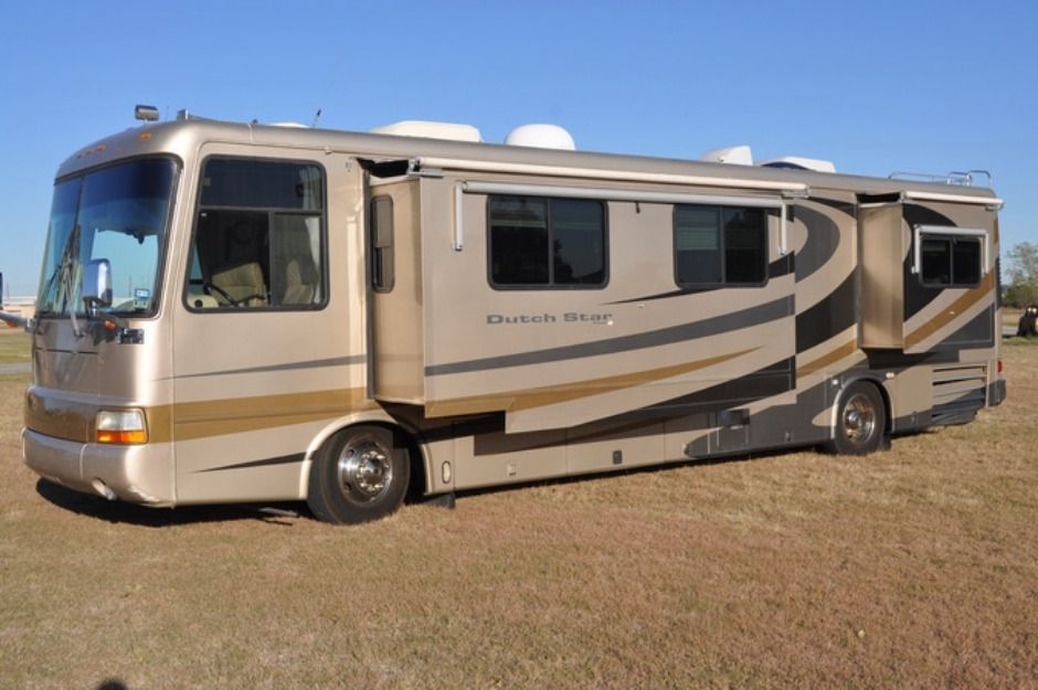 Used Rv Prices >> Used Rv 01 Newmar Dutch Star 3850 Camping Roughing It With