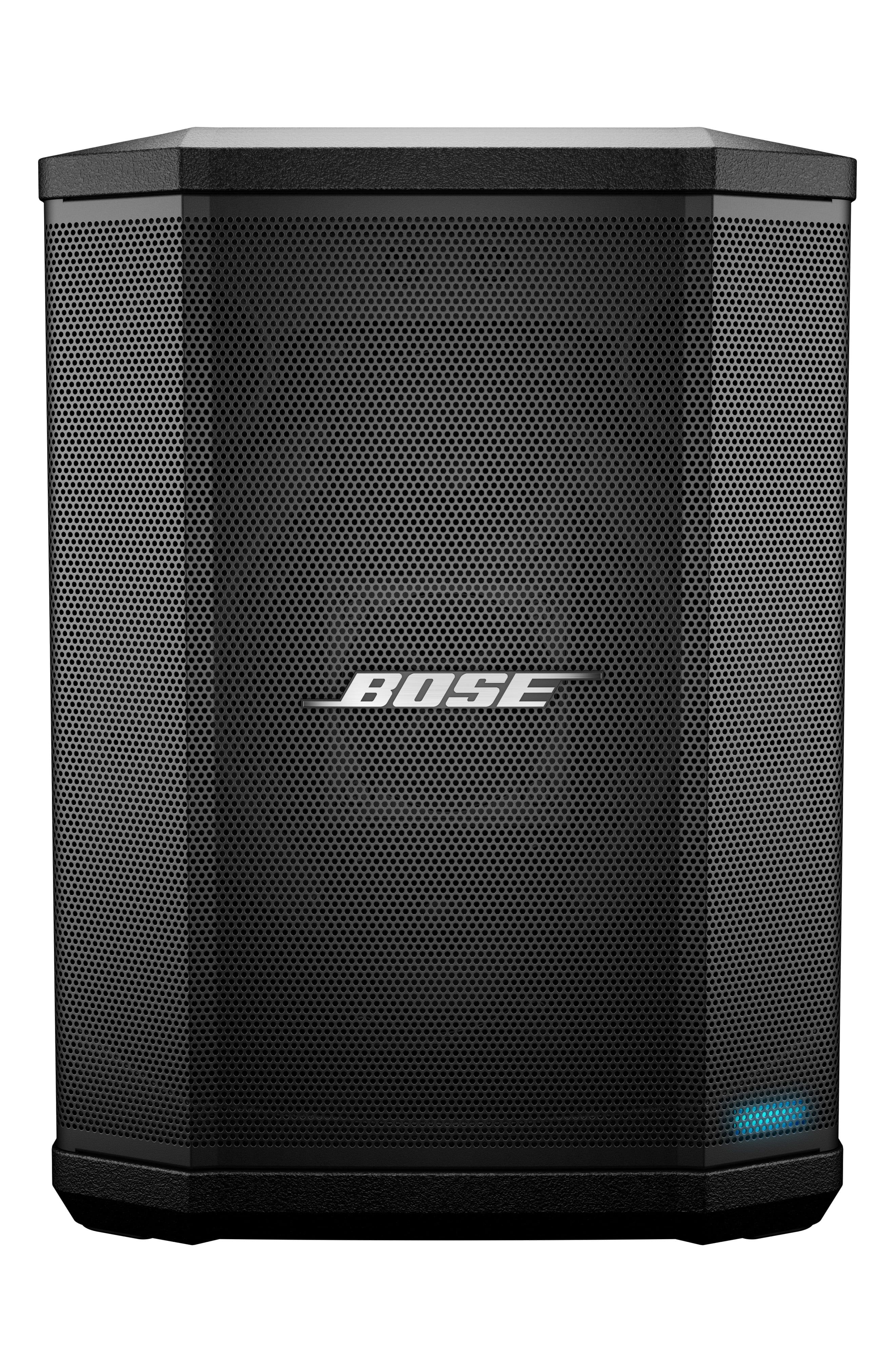 Bose S1 Pro Bluetooth Pa System Bluetooth Speaker Stands Ac Power