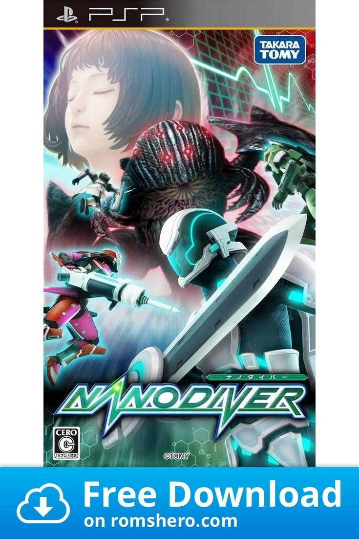 Download Nano Diver Playstation Portable (PSP ISOS) ROM