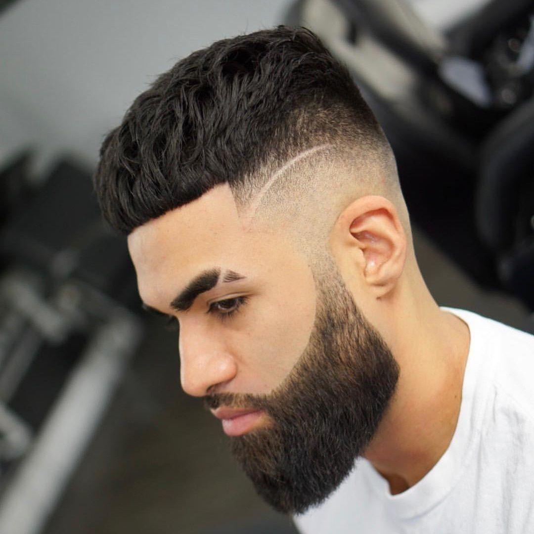 Mensfashion Vip Hair Haircut Barber Barbers Barbershop Menshair Menslook Hairstyle Barbergang Barberlif Beard Styles Beard Styles For Men Beard Look
