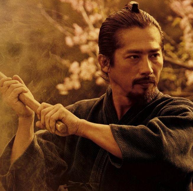 kawaei rina ldquo azumi rdquo stage play samurai cinema hiroyuki sanada here from the last samurai mehr