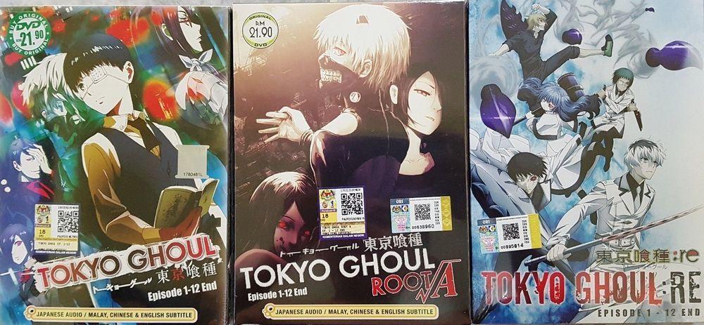 Tokyo ghoul opening 1 english