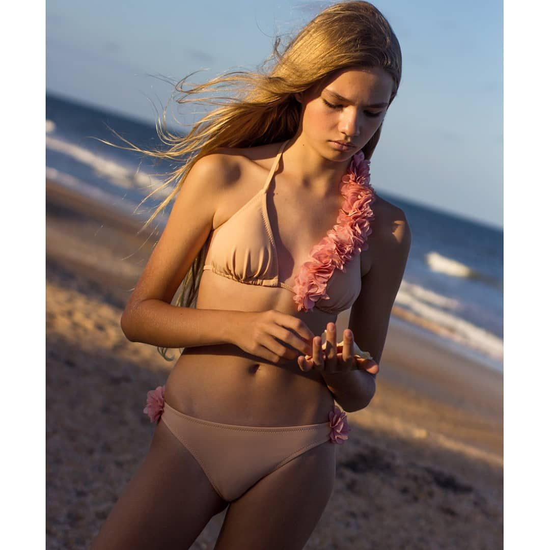 """39c41405c9 Samantha Beining on Instagram: """"Gorgeous sunset on the beach..Wearing my  Delilah"""