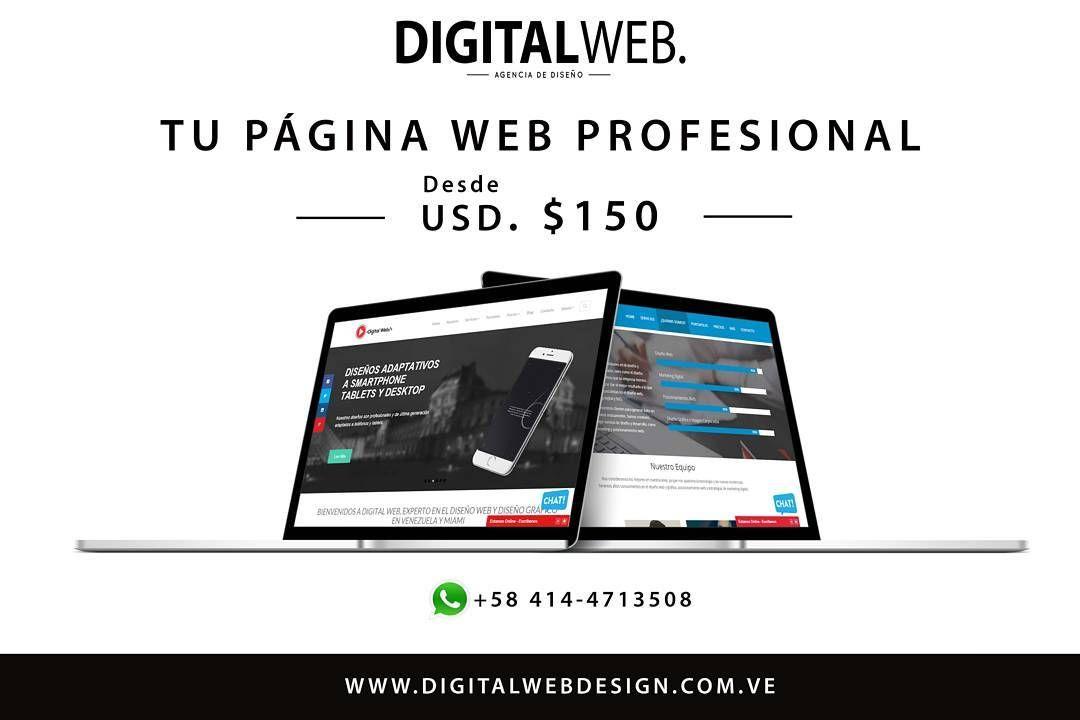 quieres diseñar tu página web a bajo costo?  Contamos con los precios más bajos de Miami.  Comunicate con nosotros a nuestros correos contacto@digitalwebdesign.com.ve  Visita http://ift.tt/1STNsmw  #doral #miami #usa #webdesigner #diseñoweb #design #florida #miamibeach #weston #SEO #graphicdesign #buenosdias #venezuela #goodmorning #goodday #work #digitalweb #love #valencia #caracas #losangeles #panama by digitalwebvenezuela